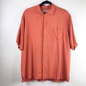 Tommy Bahama | Silk Button Up Short Sleeve A-119-3